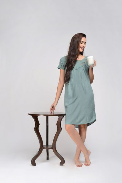 Jade Sea Nightdress