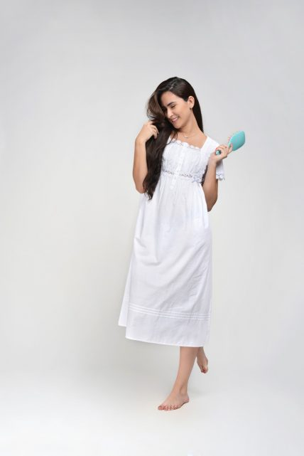 Snow White Long Nightdress