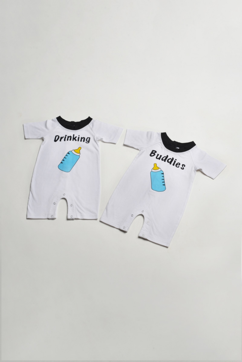 Drinking Buddies Bodysuit