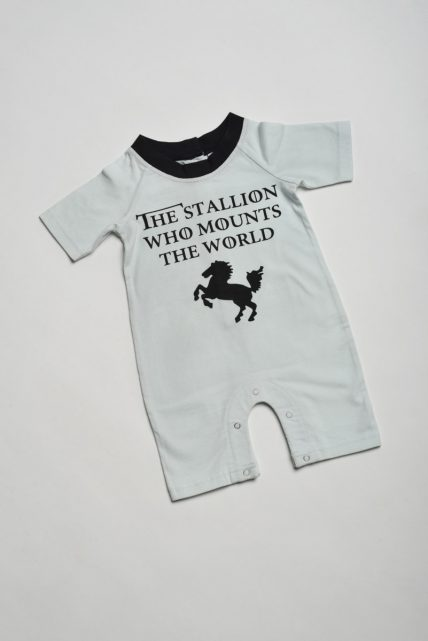 Stallion Short Legged Bodysuit