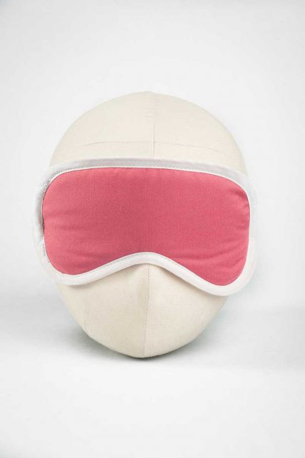 Berry Sorbet Solid Eye Mask