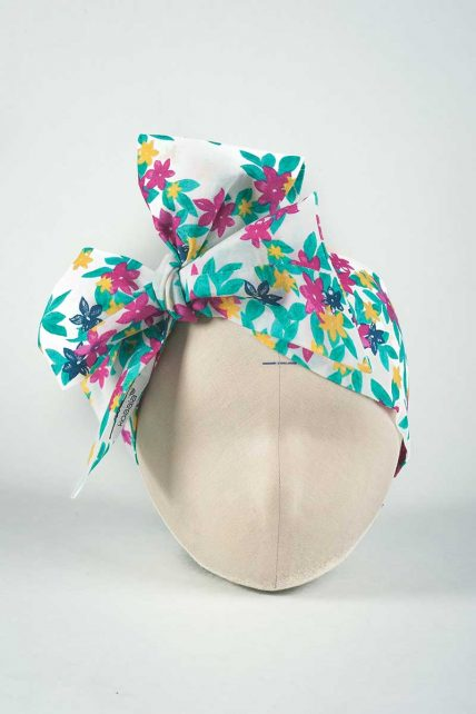 Petunia Rapture Head Wrap